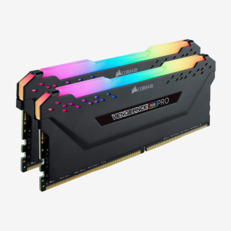 CORSAIR VENGEANCE RGB PRO 32GB(2x16GB) DDR4 3200 RA