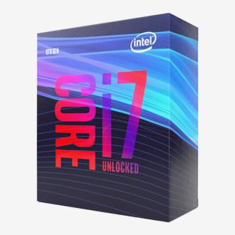 INTEL CORE I7 9700K PROCESSOR (12M CACHE,4.90GHZ)