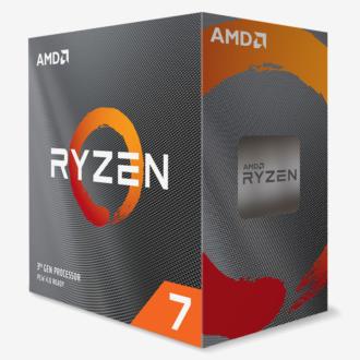 AMD RYZEN 7 3800XT 3.9GHZ 8CORE PROCESSOR
