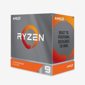 AMD RYZEN 9 3950X 16 CORE 3.5GHZ SOCKET AM4 105W PROCESSOR