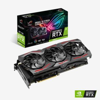 ASUS ROG STRIX GEFORCE RTX2080TI OC 11GB GRAPHIC CARD
