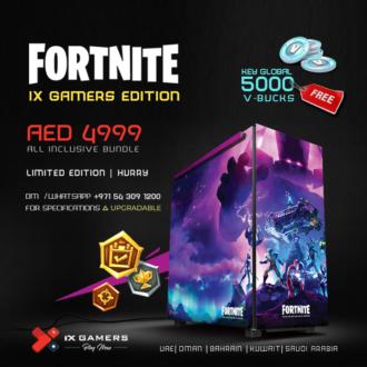 Fortnite Theme PC Bundle