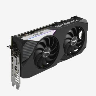 ASUS DUAL RTX 3070 OC 8GB GDDR6 256bit Graphics Card GPU 3