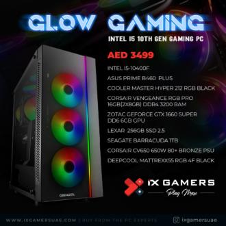 Glow Gaming PC Bundle Offer