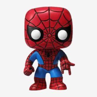 POP Marvel : Spiderman Bobble Head