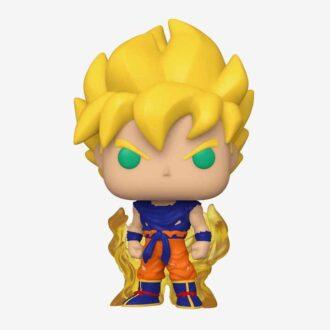 POP Anime: Dragonball Z- Super Saiyan Goku